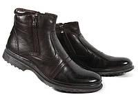 Мужские зимние ботинки  ROZOLINI 1250-9-6M кор скидка