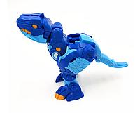 Ігровий набір SB Bakugan SB602-09 Aurelus Trox Aquos Battle Planet бакуган Динозавр Синій (SUN6008)