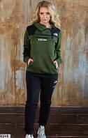 Спортивный костюм женский осень/зима трехнитка с начесом 48-54 размеров