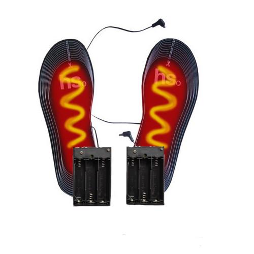 USB Устілки з підігрівом дротові Eco-obogrev S-1 50C + бокси для батарейок типу АА*3шт + кабель