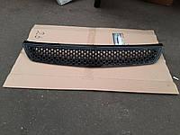 Решетка радиатора ваз 2170 2171 2172 приора Сетка лак, фото 1