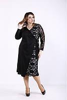 01311-3 | Торжественное черное платье