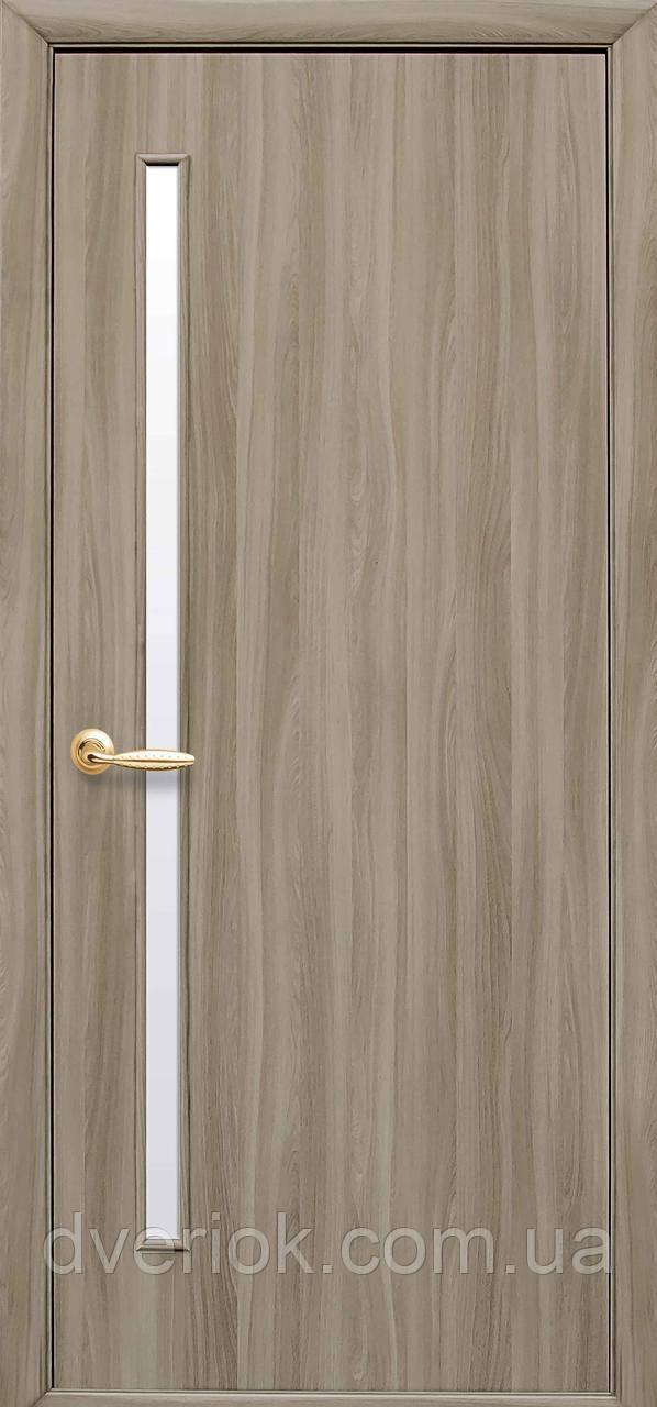 Двери межкомнатные Глория Новый стиль (образец)