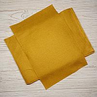 Фетр мягкий 1.3 мм, Royal Тайвань горчичный 20*30 см