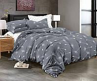 Комплект постельного белья Вилена бязь Голд двуспальный размер Летающий одуванчик компаньен