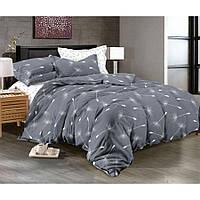Комплект постельного белья Вилена бязь Голд Летающие одуванчики компаньен полуторный размер