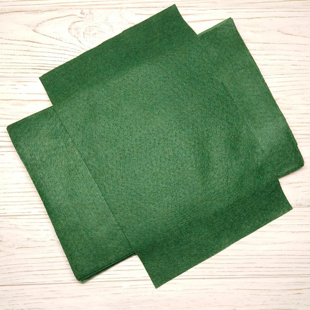 М'який Фетр 1.3 мм, Royal Тайвань темно-зелений 20*30 см