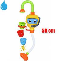 Игрушка душ для ванной, с насосом и фигурками, Same Toy Puzzle Diver 9908Ut