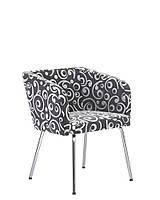 Офисное мягкое кресло HELLO 4L chrome