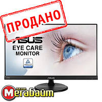 """Монитор Asus 23"""" VC239HE IPS Black; 1920x1080, 5 мс, 250 кд/м2, D-Sub, HDMI"""
