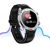 Умные часы c ПУЛЬСОКСИМЕТРОМ Смарт часы DT28 Наручные смарт часы с измерением давления и пульсометром