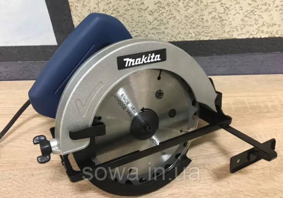 ✔️ Пила дисковая Makita_Макита HS7701 ( 1500 Вт, 185 мм ) Гарантия качества