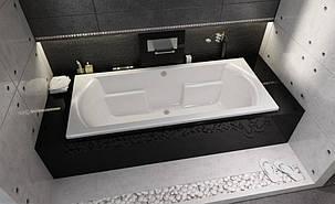 Ванна Riho Livorno пряма 180*80 см + ніжки (ВВ72), фото 2