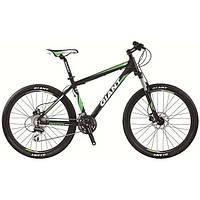 Горный велосипед Giant Rincon Disc матовый черный/зеленый M/19 (GT)