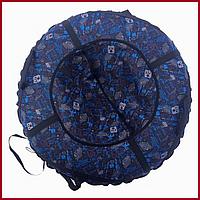 Санки надувные тюбинг Inki-blue