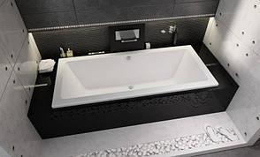 Ванна Riho Lusso пряма 190x90 см + ніжки (BA99), фото 3