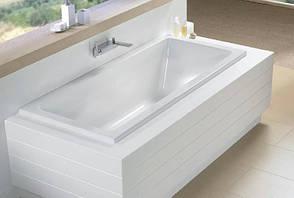 Ванна Riho Lusso пряма 190x90 см + ніжки (BA99), фото 2