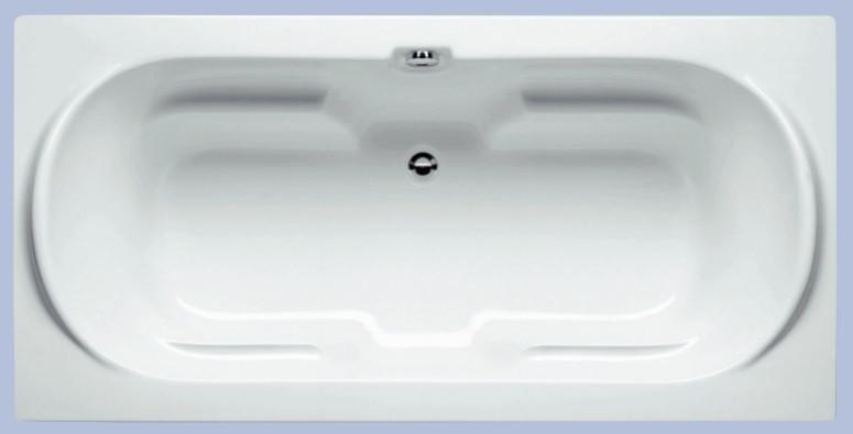 Ванна Riho Montreal пряма 180x90 см + ніжки (BA13)