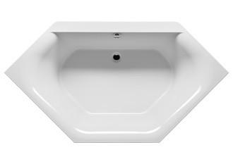 Ванна Riho Santiago шестигранна 145*145 см + ніжки (BA06)
