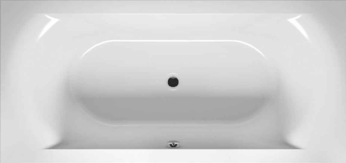 Ванна Riho Linares пряма 150x70 см + ніжки (BT40)