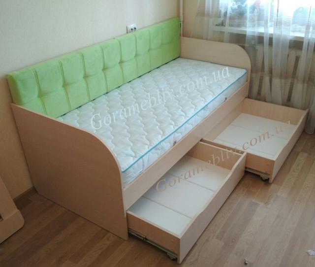 На фото: кровать л 7 Лион