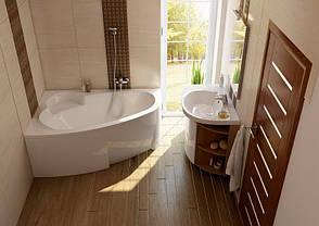 Ванна Ravak Asymmetric 170x110 L (C481000000), фото 2