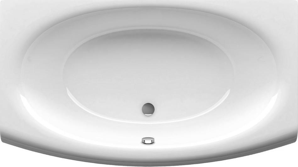 Ванна Ravak Evolution PU Plus 180x102 (C1010P0000)