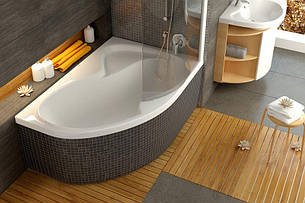 Ванна Ravak Rosa II PU Plus 160 x 105 L (CM210P0000), фото 2