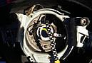 Шлейф подрулевой подушки безопасности Airbag улитка руля KAPACO VW Volkswagen Seat VAG 1H0959653, 1H0959653E, фото 8