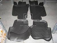 Коврики в салон автомобиля для Volkswagen Passat В6, В7, арт.pp-155