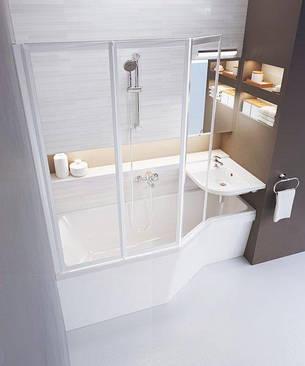 Ванна Ravak BeHappy 170 x 75 L (C141000000), фото 2