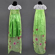 Карнавальный костюм Королева Эльза для девочки