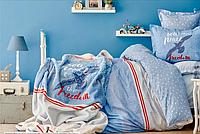Постельное белье Karaca Home подростковое Freedom ранфорс