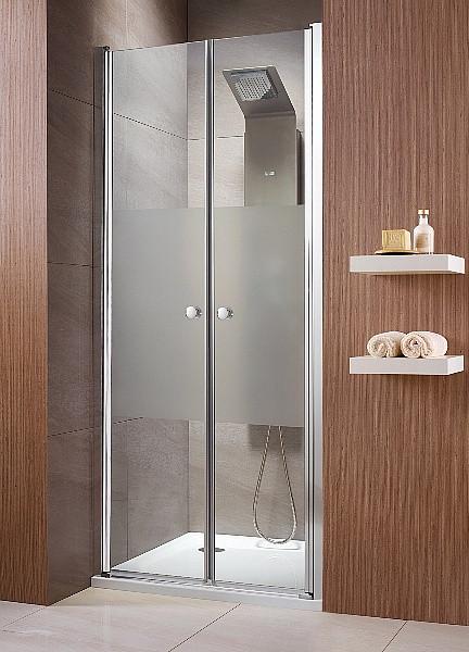Душові двері в нішу Radaway Eos DWD 70, інтимато (37783-01-12N)