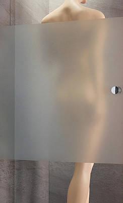 Душові двері в нішу Radaway Eos DWD 100, інтимато (37723-01-12N), фото 2