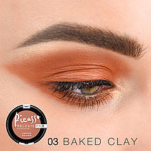 Тени для век Relouis Pro Picasso Limited Edition 03 BAKED CLAY