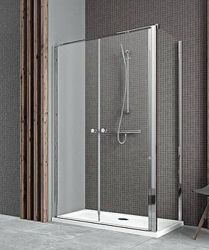 Двері для душової кабіни Radaway Eos II DWD+S 110, прозоре (3799493-01), фото 2
