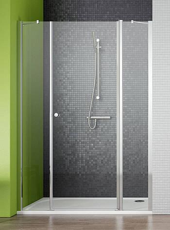 Душові двері в нішу Radaway Eos II DWS 130 праві, прозоре (3799455-01R), фото 2
