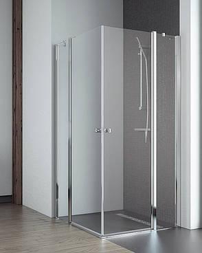 Ліва частина душової кабіни Radaway Eos II KDD 100, прозоре (3799462-01L), фото 2