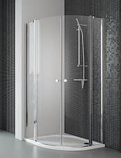 Права частина душової кабіни Radaway Eos II PDD 90, прозоре (3799471-01R), фото 3
