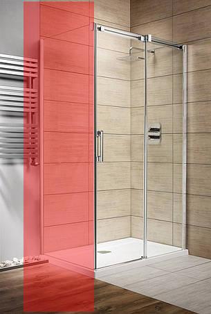Двері для душової кабіни Radaway Espera KDJ 100 праві, прозоре (380130-01R), фото 2