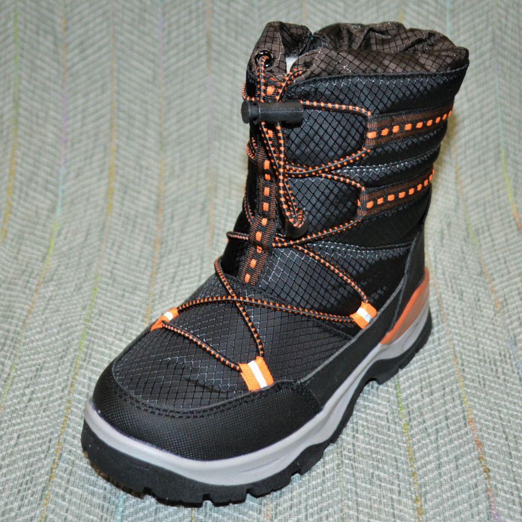 Дутые ботинки на мальчика Tom.m размер 27 -17,5 см