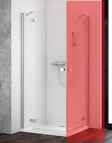 Ліва частина душової кабіни Radaway Essenza New KDD 80 (385061-01-01L), фото 2