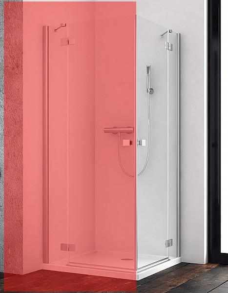 Права частина душової кабіни Radaway Essenza New KDD 80 (385061-01-01R)