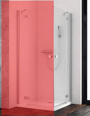 Права частина душової кабіни Radaway Essenza New KDD 80 (385061-01-01R), фото 2