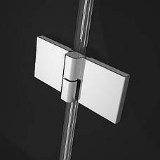 Ліва частина душової кабіни Radaway Essenza New KDD-B 100 (385072-01-01L), фото 3