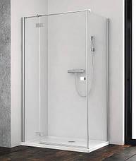 Бокова Стінка для душової кабіни Radaway Essenza New S1 110 (384053-01-01), фото 3