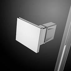 Двері для П-подібної душової кабіни Radaway Essenza New KDJ+S 90 ліві (385020-01-01L), фото 3