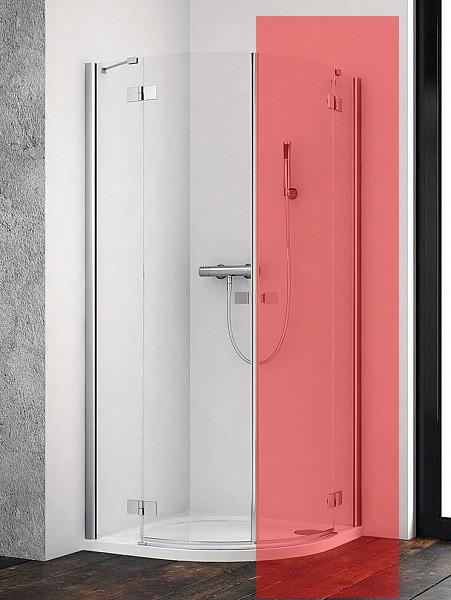 Ліва частина душової кабіни Radaway Essenza New PDD 90 (385001-01-01L)