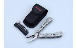 Мультитул Ganzo 3028, 22 в 1,плоскогубцы,кусачки,серрейтор, универсальный нож